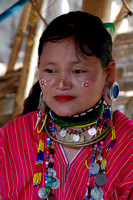 Karen long neck tribe