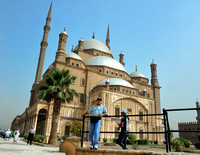 The Citadel, Mosque of Mohamed Ali